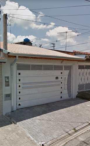 Sobrado, código 635 em Mogi das Cruzes, bairro Vila Cintra