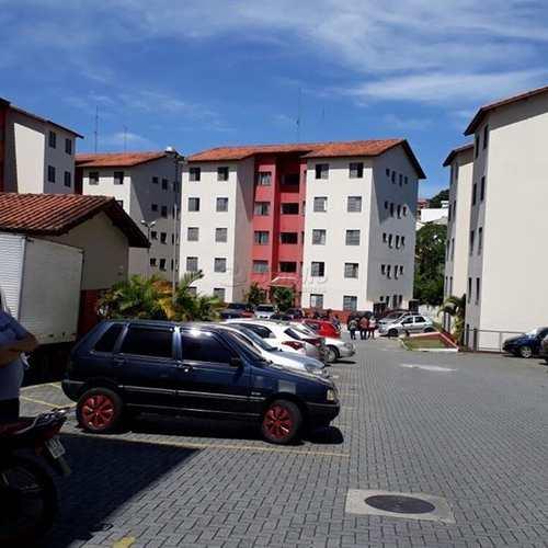 Apartamento, código 664 em Mogi das Cruzes, bairro Parque Santana