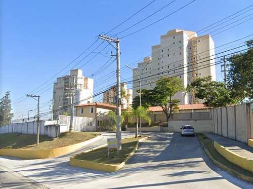 Apartamento, código 669 em Mogi das Cruzes, bairro Mogi Moderno