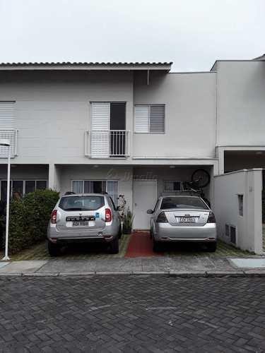 Casa de Condomínio, código 677 em Mogi das Cruzes, bairro Alto Ipiranga