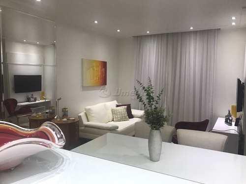 Apartamento, código 678 em Mogi das Cruzes, bairro Cézar de Souza