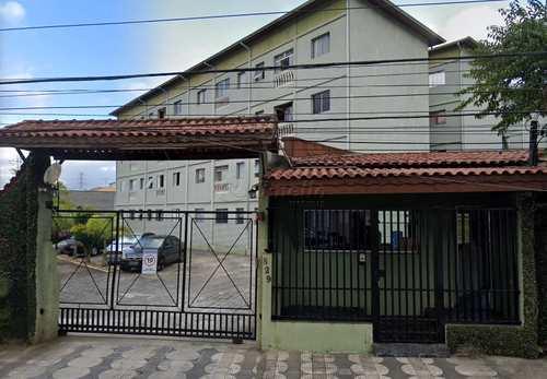 Apartamento, código 681 em Mogi das Cruzes, bairro Vila Ipiranga