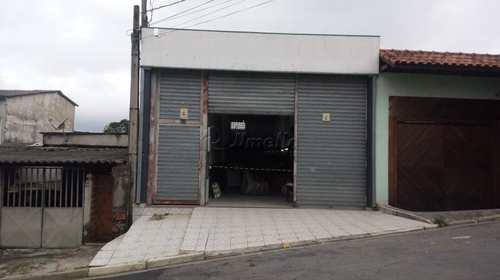 Galpão, código 695 em Mogi das Cruzes, bairro Conjunto Residencial Álvaro Bovolenta