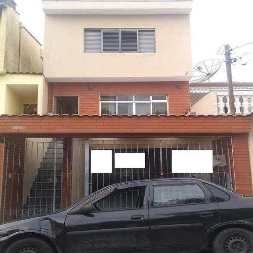 Sobrado, código 1164 em São Bernardo do Campo, bairro Assunção