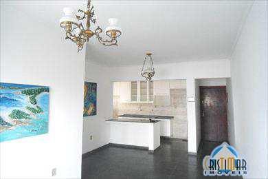 Apartamento, código 1496 em Praia Grande, bairro Guilhermina