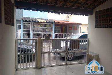 Sobrado de Condomínio em Praia Grande, bairro Nova Mirim