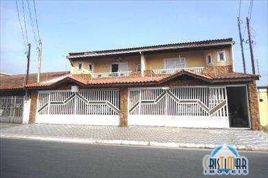 Sobrado, código 1490 em Praia Grande, bairro Boqueirão