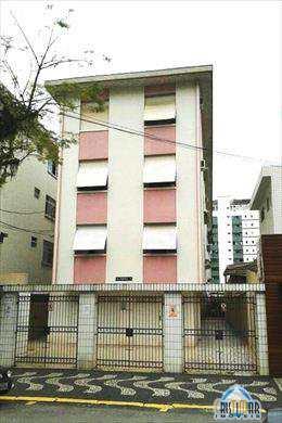 Apartamento, código 1442 em Santos, bairro Pompéia