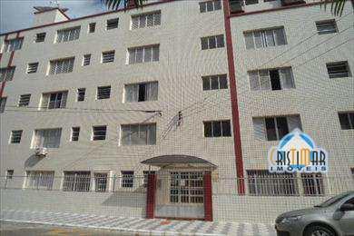 Apartamento, código 1436 em Praia Grande, bairro Guilhermina