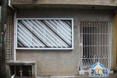 Sobrado em Santos, bairro Bom Retiro