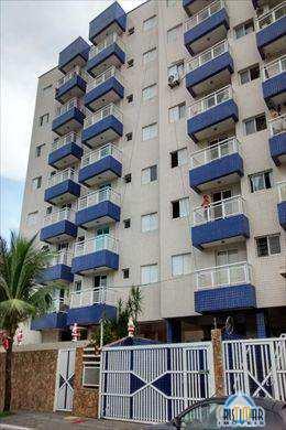 Apartamento, código 1336 em Praia Grande, bairro Aviação