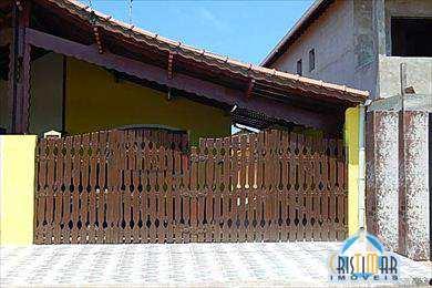 Casa, código 1298 em Praia Grande, bairro Mirim