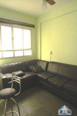 Apartamento, código 1209 em Praia Grande, bairro Guilhermina