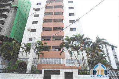 Apartamento, código 1175 em Praia Grande, bairro Aviação