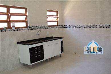 Casa, código 1107 em Praia Grande, bairro Maracanã