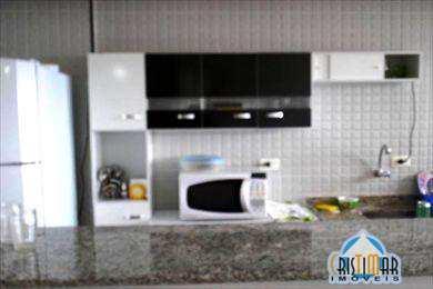 Apartamento, código 1006 em Praia Grande, bairro Ocian