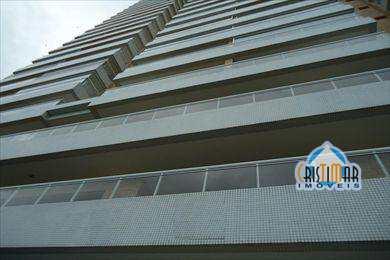 Apartamento, código 901 em Praia Grande, bairro Guilhermina