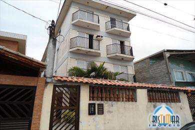 Apartamento, código 674 em Praia Grande, bairro Boqueirão