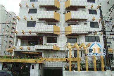 Apartamento, código 329 em Praia Grande, bairro Guilhermina