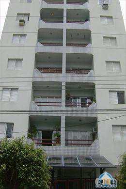 Apartamento, código 262 em Praia Grande, bairro Canto do Forte