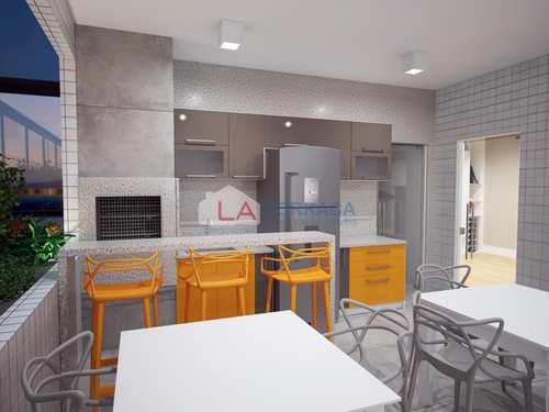 Apartamento, código 12448 em Praia Grande, bairro Ocian
