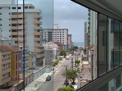Apartamento, código 11241 em Praia Grande, bairro Guilhermina