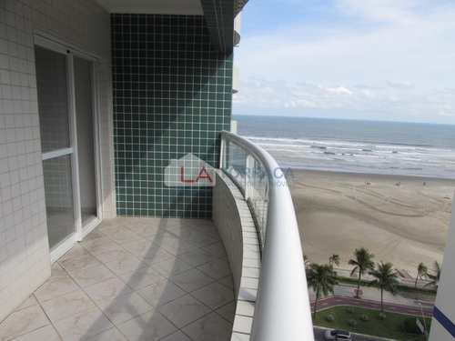 Apartamento, código 11597 em Praia Grande, bairro Guilhermina