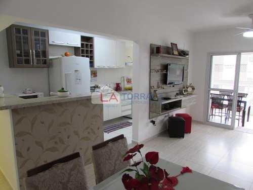 Apartamento, código 12474 em Praia Grande, bairro Tupi