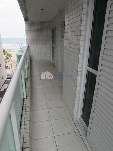 Apartamento, código 12672 em Praia Grande, bairro Guilhermina