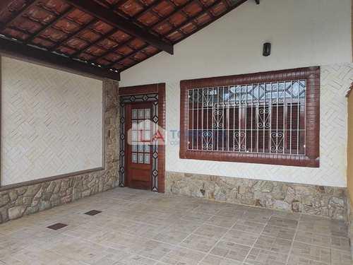 Casa, código 13527 em Praia Grande, bairro Real