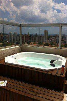 Cobertura, código 13997 em São Paulo, bairro Conjunto Residencial Morumbi