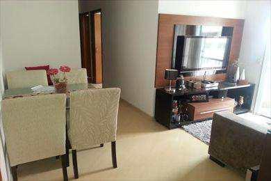 Apartamento, código 12422 em São Paulo, bairro Conjunto Residencial Morumbi