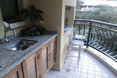 Apartamento, código 12018 em São Paulo, bairro Panamby