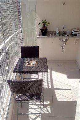Apartamento, código 11882 em São Paulo, bairro Real Parque