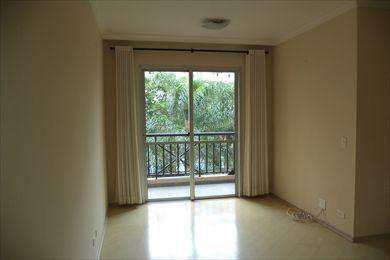 Apartamento, código 11129 em São Paulo, bairro Conjunto Residencial Morumbi