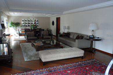 Apartamento, código 10761 em São Paulo, bairro Conjunto Residencial Morumbi