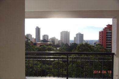 Apartamento, código 10181 em São Paulo, bairro Conjunto Residencial Morumbi