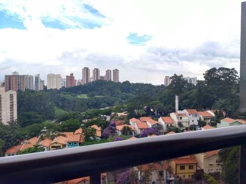 Flat, código 10138 em São Paulo, bairro Conjunto Residencial Morumbi