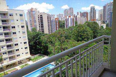 Apartamento em São Paulo, no bairro Conjunto Residencial Morumbi