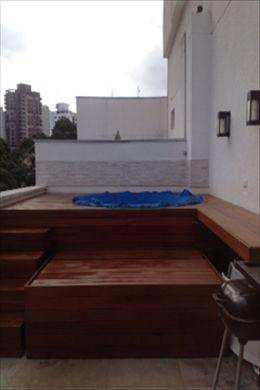 Cobertura em São Paulo, no bairro Conjunto Residencial Morumbi