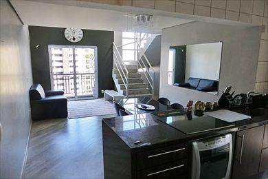 Cobertura, código 8441 em São Paulo, bairro Conjunto Residencial Morumbi