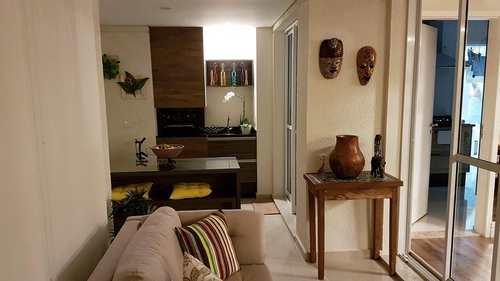 Apartamento, código 17195 em São Paulo, bairro Vila Andrade