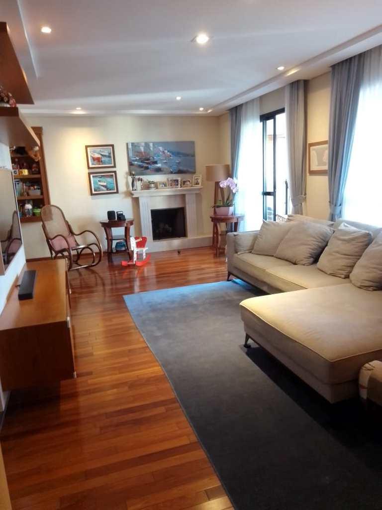 Apartamento em São Paulo, no bairro Panamby