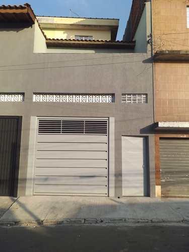Sobrado, código 5752 em São Paulo, bairro Americanópolis