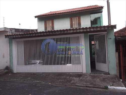 Sobrado, código 5730 em São Paulo, bairro Vila Santa Catarina