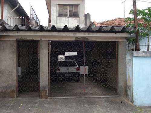 Sobrado, código 3177 em São Paulo, bairro Conjunto Residencial Jardim Canaã