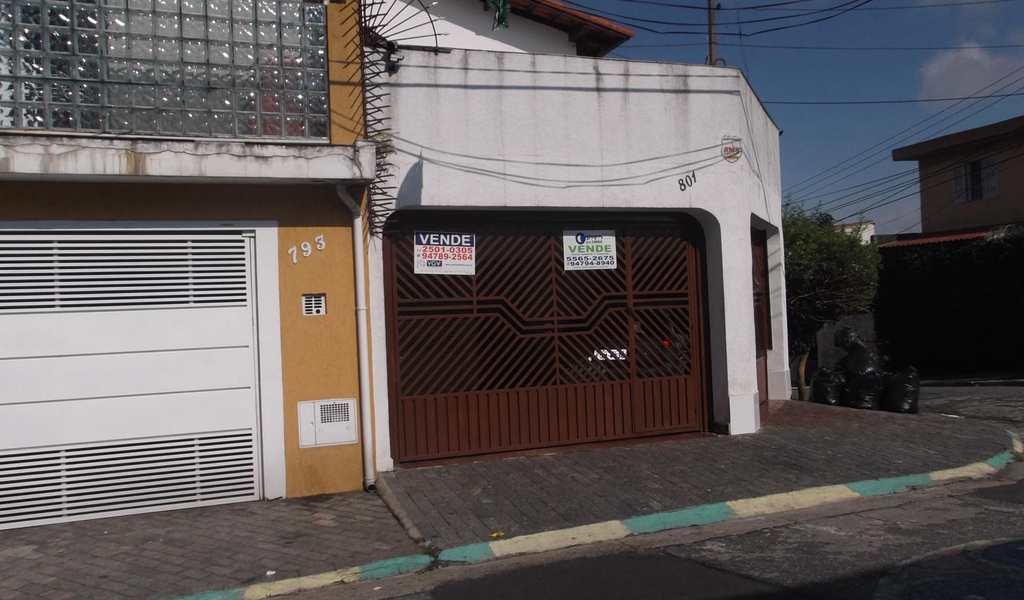 Sobrado em São Paulo, bairro Vila Campestre
