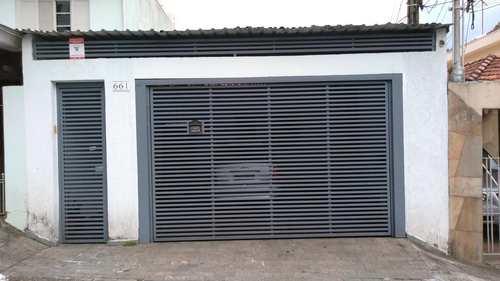 Casa, código 5797 em São Paulo, bairro Jardim Oriental