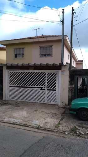 Casa, código 5807 em São Paulo, bairro Vila Santa Catarina