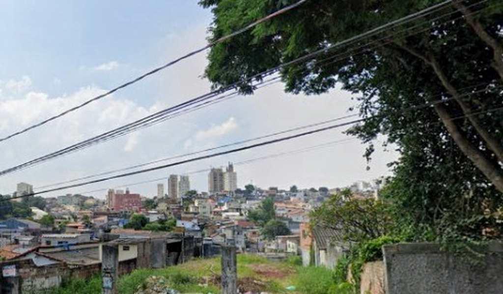 Terreno em São Paulo, bairro Vila Fachini